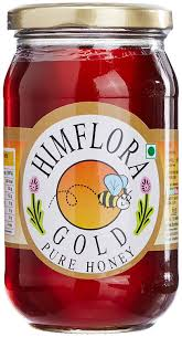Himflora Gold Honey - Pure and Organic Honey brands in india 2018