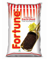 Fortune Kachi Ghani Pure Mustard Oil
