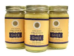 Ancient organics Ghee from Grass-fed Cows