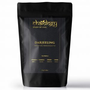 Chaiology Darjeeling Whole Leaf Black Tea