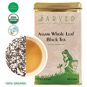 Jarved Organic Tea