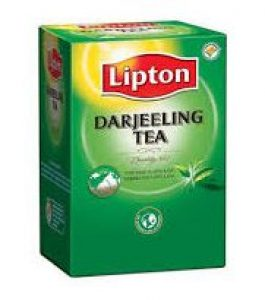Lipton Black Tea of Darjeeling