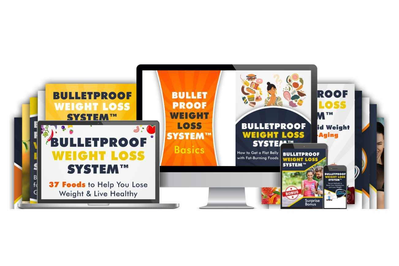 Bulletproof Weight Loss System