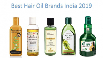 Best Hair oil Brands Available in India 2020