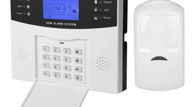 How can you fix the burglar alarm?