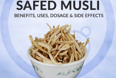 All About The Potent Herb Safed Musli And Its Benefits